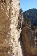 Rock Climbing Photo: The Dugout.
