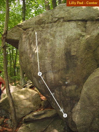 Rock Climbing Photo: topo