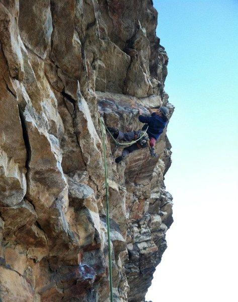 Rock Climbing Photo: Fat City Direct