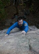 Rock Climbing Photo: photo by Carter Stritch