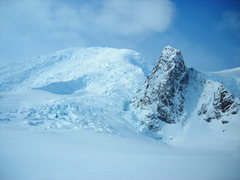 Rock Climbing Photo: Mt. Blackburn 16,390ft