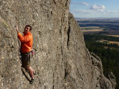 Rock Climbing Photo: Rocks of Sharon Spokane WA