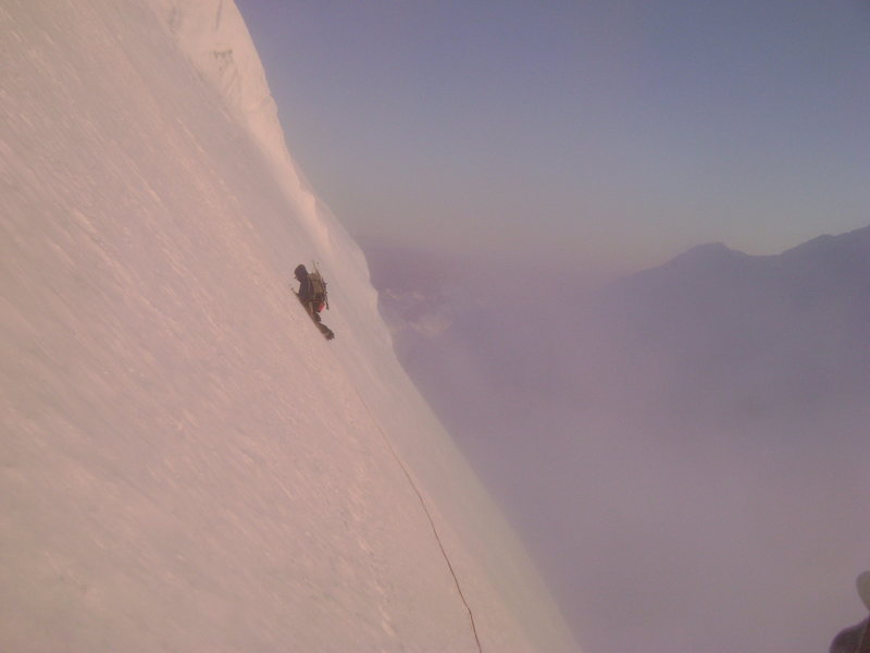 Rock Climbing Photo: Ahtna Peak