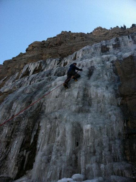 Rock Climbing Photo: The Apron, Stairway to Heaven