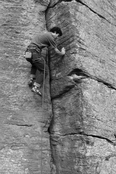 Rock Climbing Photo: hale...