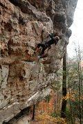 Rock Climbing Photo: domonique