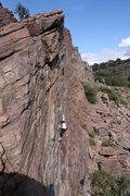 Rock Climbing Photo: Overlooking the entrance area.