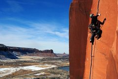 Rock Climbing Photo: One of the million photos that exist of someone on...