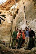 Rock Climbing Photo: The crew.