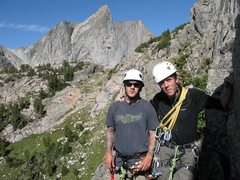Rock Climbing Photo: east fork valley, wind river range.