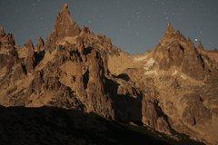 Rock Climbing Photo: Las Torres y Las Estrellas