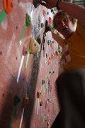 Rock Climbing Photo: Camera Foothold