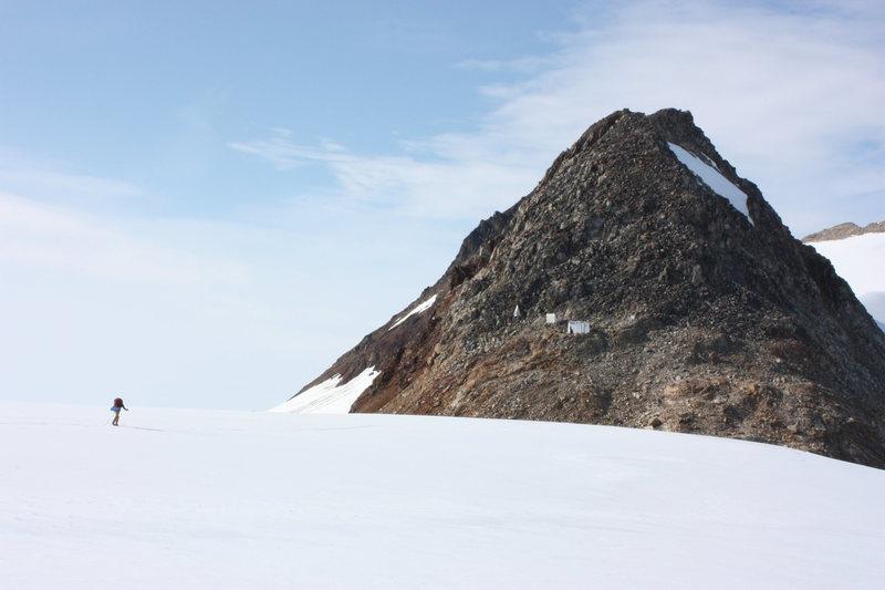 Rock Climbing Photo: High plateau, Juneau Icefield