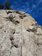 Rock Climbing Photo: Another low gravity period.