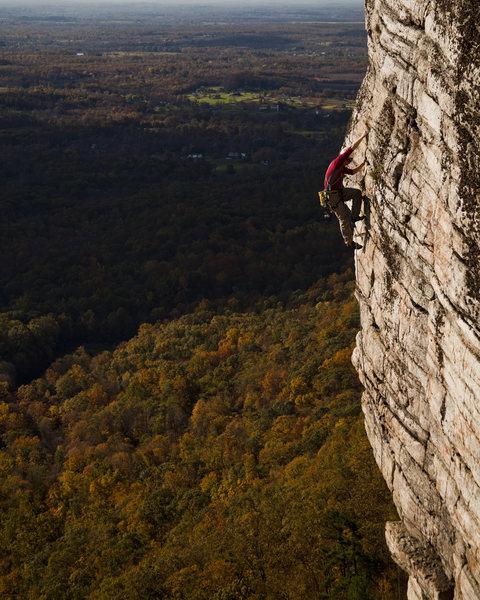Rock Climbing Photo: Photo by Greg Maka.