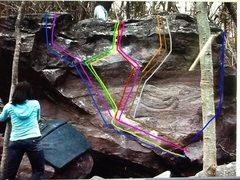 The AC Boulder lines