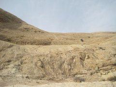 Rock Climbing Photo: Higher on P4