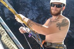 Rock Climbing Photo: Drew