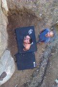 Rock Climbing Photo: Justice