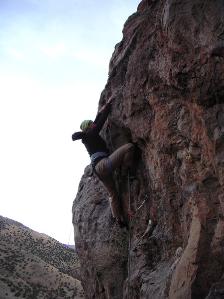At the crux