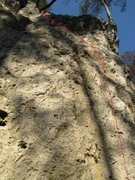 Rock Climbing Photo: Schön leicht