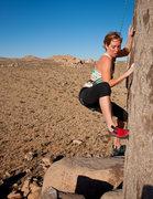 Rock Climbing Photo: Nicole Grider on Equinox.