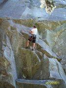 Rock Climbing Photo: Gumfighter