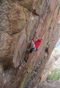 Rock Climbing Photo: Psychatomic!