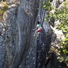 snapshot of Mike Foley on the outro crux of Jaws II. www.bagleyheavybags.blogspot.com