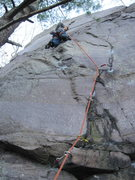 Rock Climbing Photo: A look at the gear.