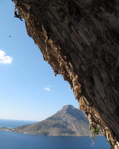 Rock Climbing Photo: Grande Grotta