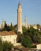 Rock Climbing Photo: 13th Century Mosque. Antalya.