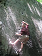 Rock Climbing Photo: Zig Zag
