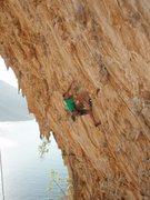 Rock Climbing Photo: Grande Grotto
