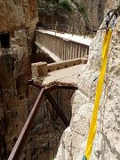 Rock Climbing Photo: more Path