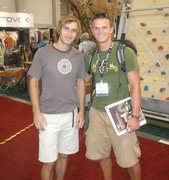 Rock Climbing Photo: pic not taken in Spain, but rather in SLC.  Seemed...