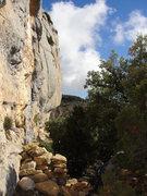 Rock Climbing Photo: Ager, Upper Wall.