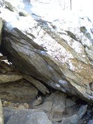 Rock Climbing Photo: Take right before cereal area and head downhill fo...