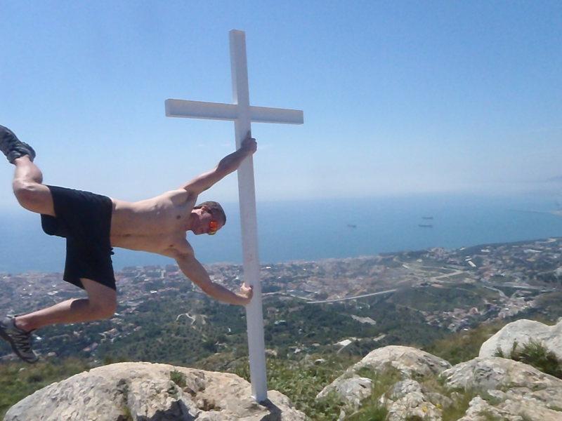 Rock Climbing Photo: hm.