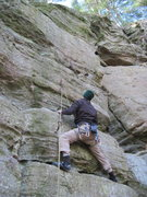 Rock Climbing Photo: Toben.