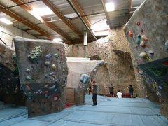 Rock Climbing Photo: Hangar 18 East Riverside