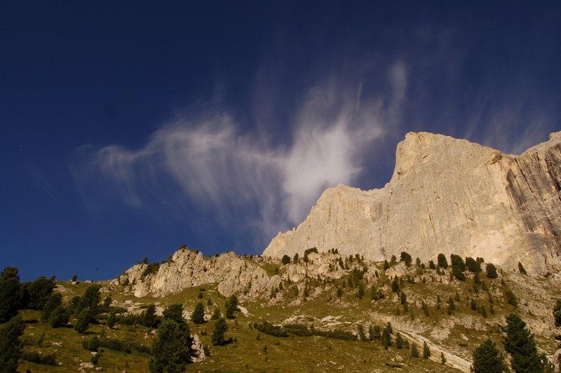Rock Climbing Photo: Rosengarten