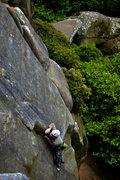 Rock Climbing Photo: Elegy E2