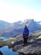 Rock Climbing Photo: Nice summit