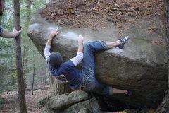 Rock Climbing Photo: Bodacious