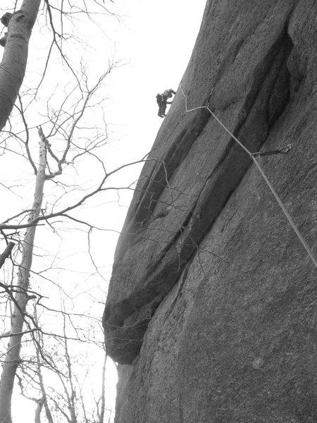 Rock Climbing Photo: SOTB