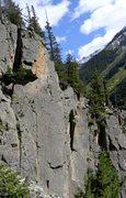 Rock Climbing Photo: What a nice place to climb!