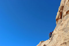 Rock Climbing Photo: Natalie Duran on Fun Stuff - Joshua Tree