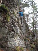Rock Climbing Photo: Me on Bumpin the Gate