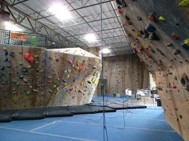 Rock Climbing Photo: Hangar 18 Riverside